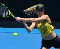 Australian Open women's singles draw