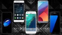 MWC 2017: Comparison between Huawei P10 Plus, LG G6, Google Pixel XL, iPhone 7 Plus, Galaxy S7 Edge