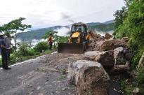 263 roads across U'khand closed due to rain,...