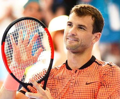 Tennis round-up: Dimitrov vs Nishikori in Brisbane; Murray-Djokovic face off in Doha