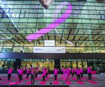 The Moodie Davitt Report turns pink to boost Breast Cancer Awareness