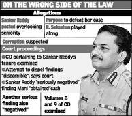 Bar bribery case: Probe against investigating officer ordered