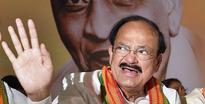 Modi striving for the eradication of Poverty:Venkaiah