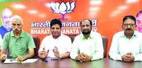 BJP to observe Save Democracy Day on June 26