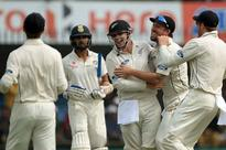 Indore Test: India 75/2 vs New Zealand at lunch on Day 1 of 3rd Test
