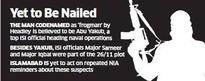 NIA to intensify hunt for ISI suspect Abu Yakub