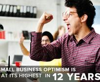 American Small Businesses Party Like It's 2004