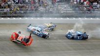 Looking back at Joey Logano's horrific flip at Dover International Speedway