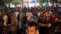 Emergency shows how vulnerable Maldives is