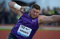 Kovacs and Storl set to duel again in Eugene  IAAF Diamond League