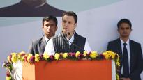 PM taking us back to medieval times, says Congress President Rahul Gandhi