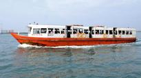 Rough weather has Ports department ban boats on Kochi backwaters