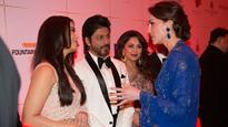 Watch: Shah Rukh Khan's full speech at reception gala for Prince William and Kate Middleton