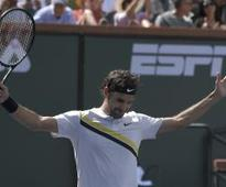 Roger Federer seeking 6th title at Indian Wells
