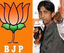 BJP targets AAP's Kumar Vishwas for making sexist remarks against Kiran Bedi, moves to EC
