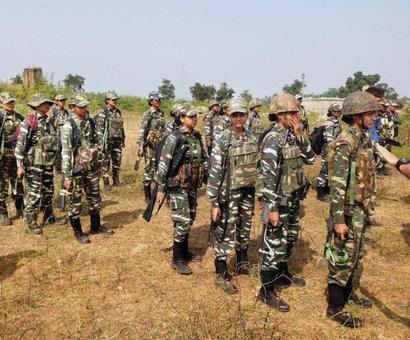 CRPF deploys women commandos to take on Naxals
