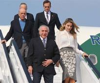 BRICS: Modi welcomes Brazilian and South African Presidents