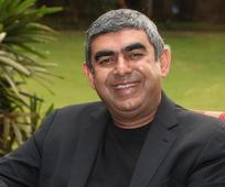 Infosys Sikka says artificiaI intelligence-enabled automation is today's biggest disruptor