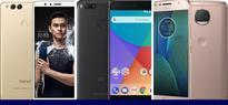 Honor 7X Vs. Mi A1 Vs. Moto G5S Plus: The Battle For Best Mid Range Dual-Camera Phones!