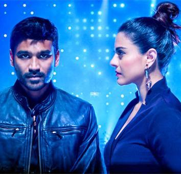 VIP 2 review: Dhanush-Kajol spar in a shrill, silly film!
