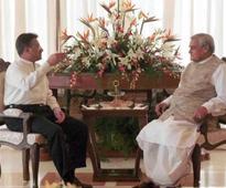July 15, 2001: India and Pakistan begin talks