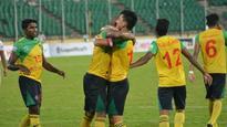 I-League: Chennai City notch up maiden win at the expense of Aizawl