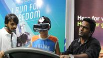 Standard Charted integrates virtual reality in a marathon