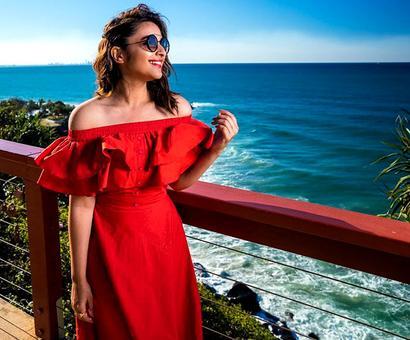 Parineeti Chopra's AWESOME Australian holiday!