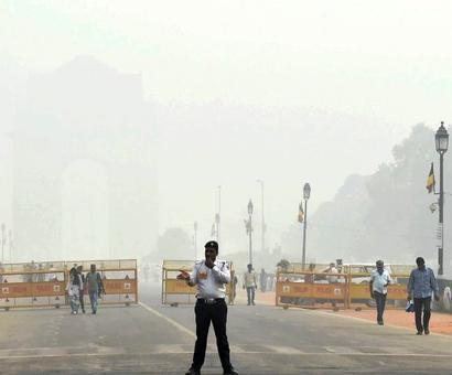 Delhi, the No-No capital