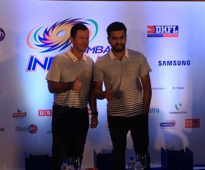 Will miss Mumbai Indians-Chennai Super Kings rivalry: Rohit