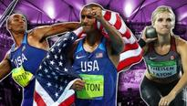 American Ashton Eaton On Being The Best Athlete On Earth And Handling Traitor Accusations