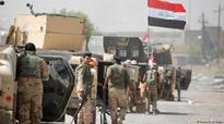 Iraqi forces announce complete victory in Fallujah