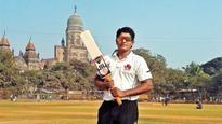 Passing on the bat: Virat Kohli just found the perfect way to motivate 18-year-old Sarfaraz Khan