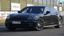 Panamera suits the circuit