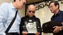 Widow of late Chinese Nobel laureate Liu Xiaobo reappears in video