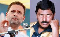 Who Rahul Gandhi should marry? Union minister Ramdas Athawale offers suggestion