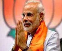 Modi draws parallel with Lord Krishna