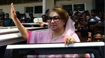 Bangladesh court orders former PM Khaleda Zia's arrest