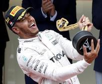 Formula One results: Hamilton pips Ricciardo to win dramatic Monaco GP, Force India's Perez finishes third