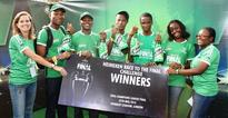 HEINEKEN Redeems Brand Promise, Sponsor Five Nigerians To Wembley