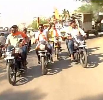 AI staffer assault: Sena calls for bandh in slap-happy MP's constituency
