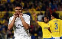 Casemiro and Pepe remain out for Real Madrid trip to Sporting