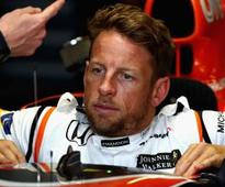 Button handed 15-place grid penalty on F1 return