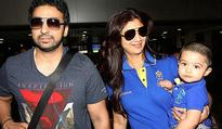 Raj Kundra sends bouquet of apologies to Shilpa Shetty on birthday