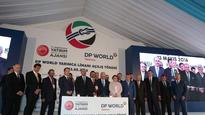 DP World opens container...