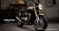 Triumph to launch Thruxton R in India on June 3