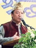 Gurung voices Bhanu 'injustice' to hills