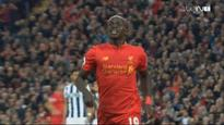Clinical attack sends Liverpool top of EPL table