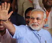 Narendra Modi named chairman of the BJP's election strategy committee