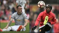 Premier League: Manchester United defender Phil Jones fit for Tottenham match, Mourinho waits on Bailly
